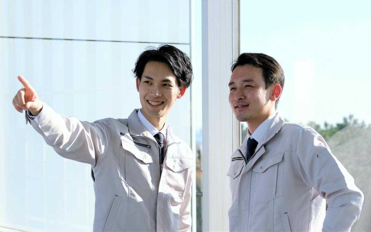 REASON 03 人に紹介するときも安心なのは石川県出身のスタッフだから