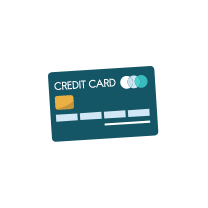 クレジットカード(カード決済希望の方のみ)